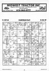 Map Image 039, Crow Wing County 1987 Published by Farm and Home Publishers, LTD